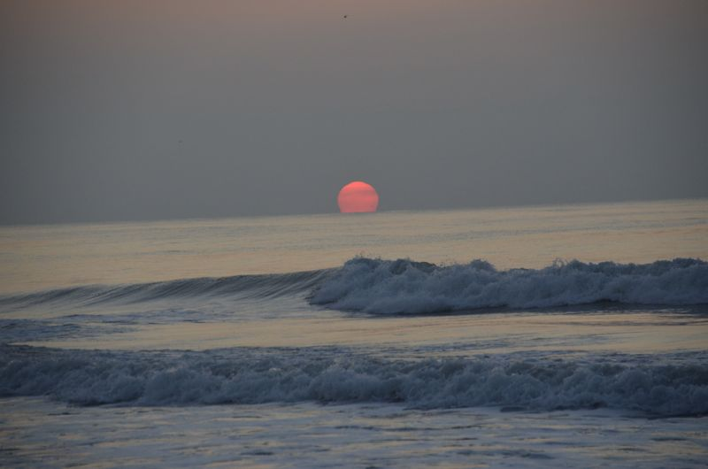 Stone Harbor Sunrise 2014